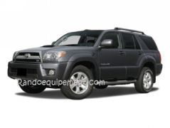 TOYOTA 4 RUNNER ressorts ARRIERE LOURD (la paire)