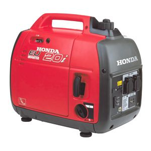 GENERATEUR GROUPE ELECTROGENE HONDA 2000W  -  CAMPING CAR