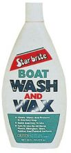 NETTOYANT BOAT WASH AN WAX STAR BRITE
