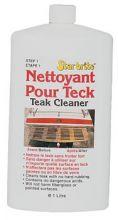 NETTOYANT TECK ET BOIS PRECIEUX (TEAK CLEANER) 473 ML STAR BRITE