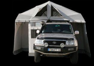 TENTE DE TOIT NOMAD 160 Tente de toit James Baroud