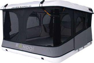 Tente de toit James Baroud EVASION 3 PORTES CLASSIQUE