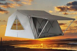 Tente de toit James Baroud HORIZON 3 PORTES