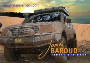 x Tente de toit James Baroud AVENTURE CLASSIQUE