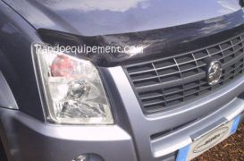 Protection de phare plexy 4x4 ISUZU D-Max