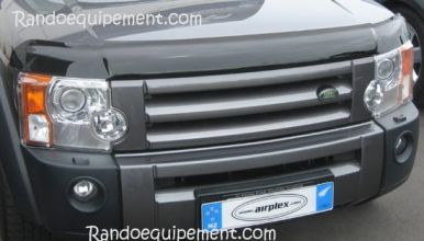 Protection de phare plexy 4x4 LAND ROVER Discovery3