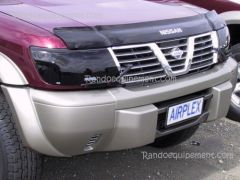 Protection de phare plexy 4x4 NISSAN Patrol Y61 > 05