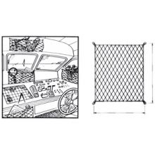 FILET ELASTIQUE VIDE-POCHES 400 x 200 mm