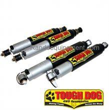 NISSAN PATROL Y60 / 61 AVANT amortisseur 4X4 TOUGH DOG REGLABLES
