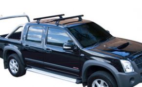 BARRES DE TOIT ISUZU TROOPER 3P
