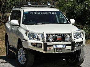 Kit de suspensions TOYOTA 150 KDJ150 KDJ 155 - Dureté: Lourd -SPORT Spécial Raid