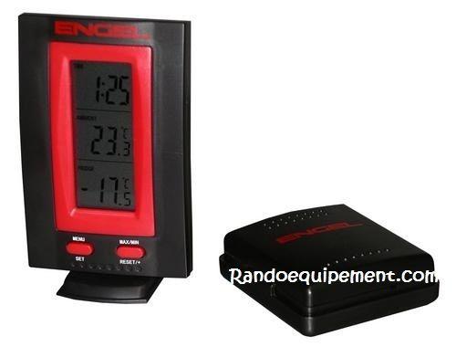 thermometre pour refrigerateur engel digital interieur exterieur avec fil. Black Bedroom Furniture Sets. Home Design Ideas