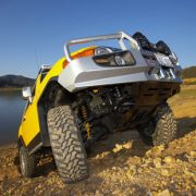 JEEP: Cale de ressort 10mm Avant Jeep JK