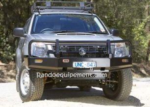SUBARU FORESTER équipements renforcés raids 4x4 Jimni