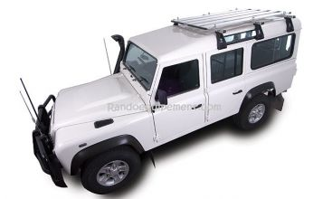 LAND ROVER DEFENDER 110 équipements renforcés raids 4x4