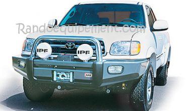 TOYOTA TUNDRA équipements renforcés raids 4x4 - Accessoires et suspensions