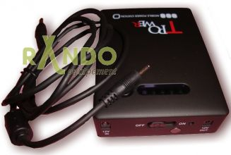 Batterie autonome pour Camel 8 GPS 4X4 NAVIGATTOR