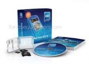 IGO 8 Europe SD 4Gb Navigateur interactif