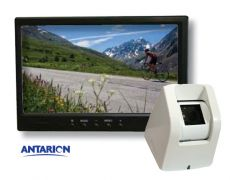 CAMERA DE RECUL SIMPLE OPTIQUE CAMERA ABS ANTARION