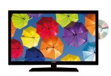 TV LED HD 23.6'' DVD AVEC TUNER TNT HD - ANTARION