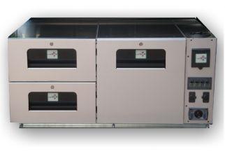 x DAYBOX 30L - Combiné Eau Electricité pour Coffres CARBOX