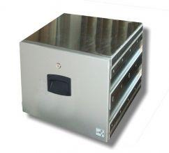 x COFFRE A TIROIR CAR'BOX 450 x 450 x  450 / 1 tiroir