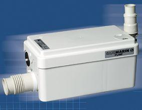 x SANIPOMPE Pompe 24v pour sanibroyeur SANIMARIN® Pump