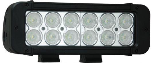 PHARE LED XMITTER Barre à leds  20 CM  3-WATT LED'S 40 DEGREE WIDE