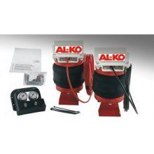 x AL-KO X250 Suspension pneumatique auxiliaire ESSIEU STANDARD