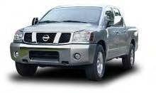 Nissan Double Cab 4x4 Suspension pneumatique auxiliaire