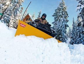 x LAME D'USURE EN RةSINE POUR LAME 54''' Lames à neige