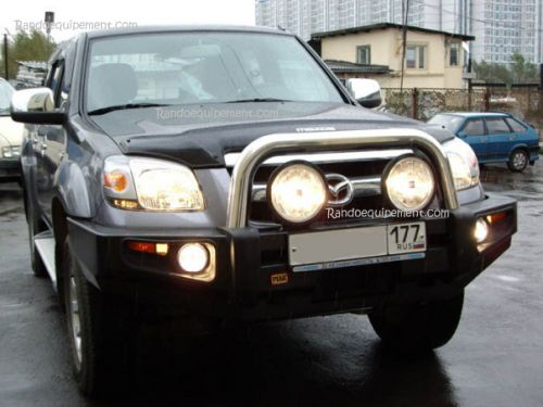 FORD / MAZDABT50 < 2008 Pare-chocs SaharaBar ARB pour 4x4