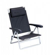 chaise-de-plage-chaise-aluminium-dossier-réglable-chaise-de-camping