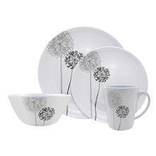 coffret-vaisselle-monochrome-melamine-16-pieces