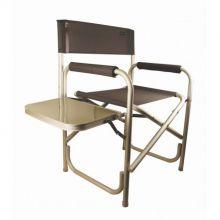 fauteuil-directeur-gris-avec-tablette-fauteuil-camping-car