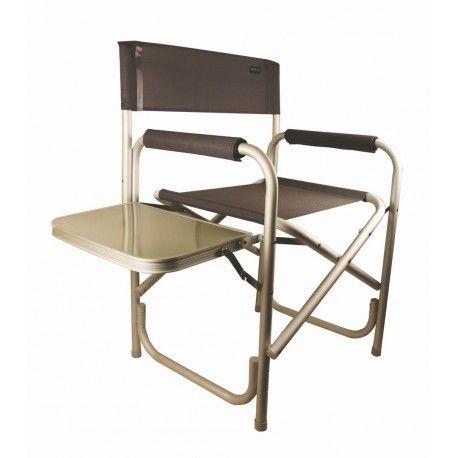 fauteuil directeur gris avec tablette moove fauteuil camping car. Black Bedroom Furniture Sets. Home Design Ideas