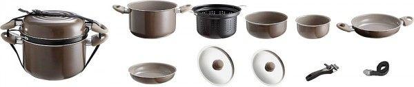 set-de-10-casseroles-alu-popote-aluminium-chocolat