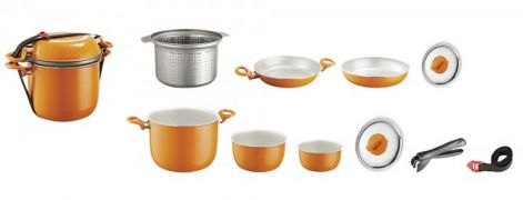 set-de-10-casseroles-alu-popote-aluminium-orange