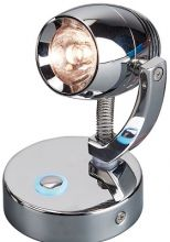 spot-led-nickel-avec-variateur-aluminum-eclairage