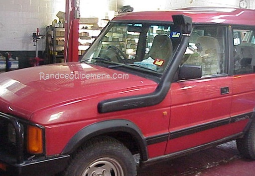 Snorkel  Airflow LAND ROVER DISCOVERY I V8