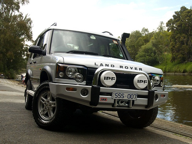 LAND ROVER RANGE ROVER CLASSIC ARRIERE TRES LOURD Ressorts King Springs par 2