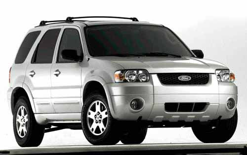 FORD ESCAPE AVANT MEDIUM 4X4 Ressorts King Springs (la paire)