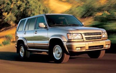 ISUZU TROOPER >92  BARRE DE TORSION AVANT