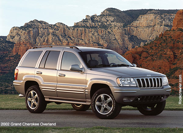 JEEP GRAND CHEROKEE WH AVANT LOURD 4X4 Ressorts King Springs (la paire)
