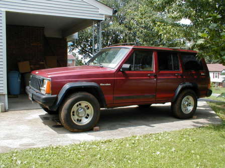 JEEP CHEROKEE KJ ESSENCE ARRIERE MEDIUM 4X4 la paire