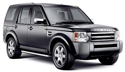 LAND ROVER DISCOVERY I CLASSIC AVANT LOURD