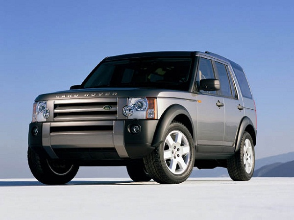 LAND ROVER DISCOVERY III ARRIERE TRES LOURD 4X4 la paire