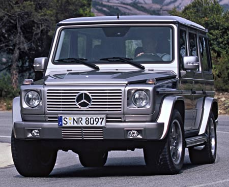 MERCEDES G-WAGON COURT ARRIERE MEDIUM 4X4 Ressorts King Springs (la paire)
