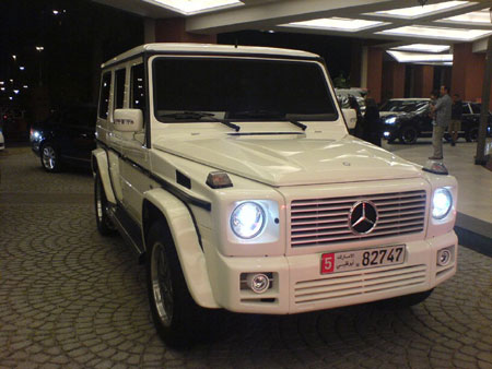 MERCEDES G-WAGON LONG ARRIERE LOURD 4X4 Ressorts King Springs (la paire)