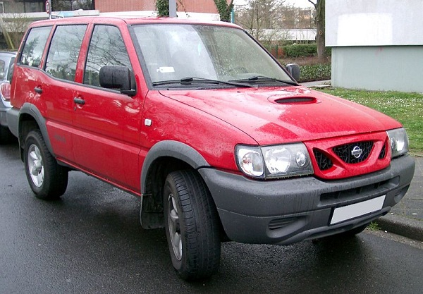 NISSAN TERRANO II ARRIERE MEDIUM 4X4 Ressorts King Springs (la paire)